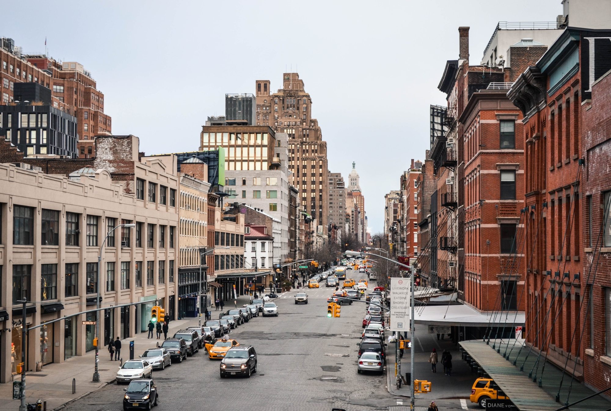 A New York City street